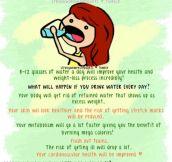 Drinking Water Fact