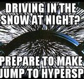 Driving During Winter