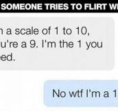 Some People Don't Understand Flirting