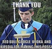 My Speech At My Graduation