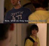 Summing Up High School