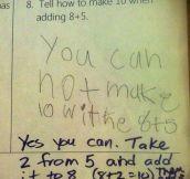Wait, Is This Teacher Serious?