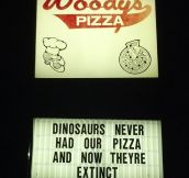 The Perfect Argument For Pizza