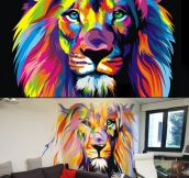 Incredible Painting