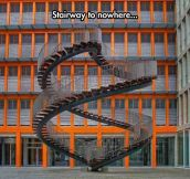 Infinite Staircase