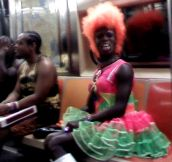 Only On The Subway… (20 pics)