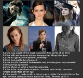 Why Emma Watson Shouldn't Be So Underrated