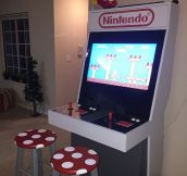 The Arcade For True Nintendo Fans