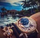 Mechanical Watches Are Just Beautiful