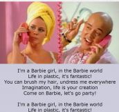 Common Barbie, Let's Go Party