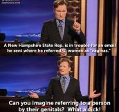 Well Put, Conan