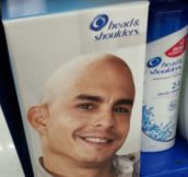 Baldies Need Shampoo Too