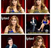 Jennifer Being Jennifer