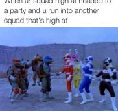 When Squads Meet