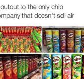 That's Why I Love Pringles