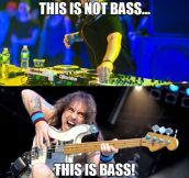 The Real Bass