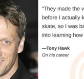 Tony Hawk On His Career