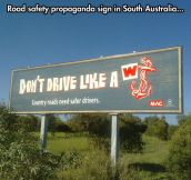 Australian Road Safety