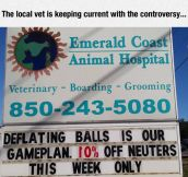 Deflating Balls