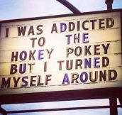 Addiction Isn't Funny Until It Is