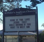 This Church Knows What's Up