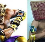 The Best Tekken Cosplay