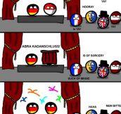 Germany's Next Trick