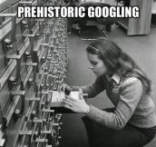 Searching Back In The Old Days