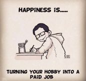 Probably The True Meaning Of Happiness