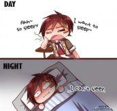 Everyday The Same