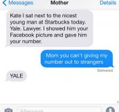 When Mothers Act As A Wingman