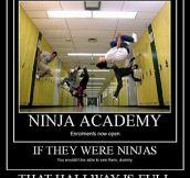 Ninja Academy's Students