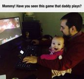 A New Gamer Was Born
