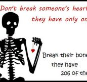 Never Break Their Hearts