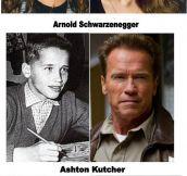 Teenage Celebrities Compilation