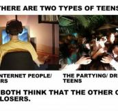 Teenagers From This Generation