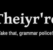 For The Annoying Grammar People