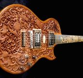 21 Badass Custom Guitars