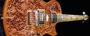 21 Badass Custom Guitars