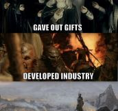 Sauron Was Misunderstood