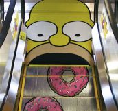 Probably The Best Escalator Ever?
