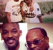 Fresh Prince Guys Together Again