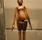 Amazing Ancient Doll