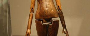 Amazing Ancient Doll