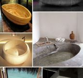 Awesome Bathtubs That Make You Want To Jump In