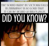 Peculiar Facts You May Not Know Yet