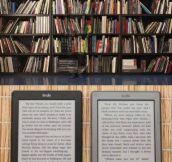 Books Will Always Be Better