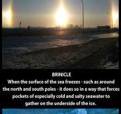 Very Cool Natural Phenomena