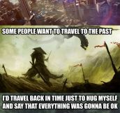The Thing About Time Travel