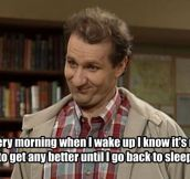 The Wise Words Of Al Bundy